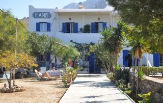 Fanis Accommodation Amorgos