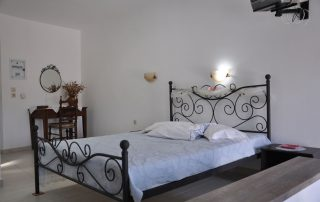 Traditional rooms with sea views