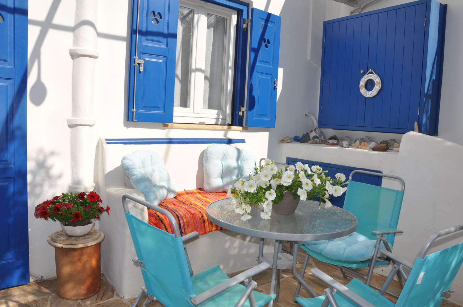 Fanis Rooms and Studios Amorgos
