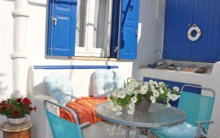 Fanis δωμάτια και στούντιο στην Αμοργό