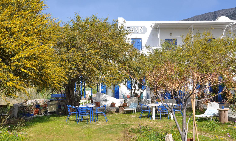Fanis Studios and Rooms Amorgos Cyclades