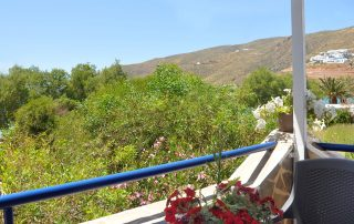 Sea view Fanis Rooms and Studios Amorgos
